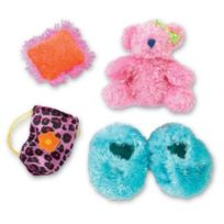 Manhattan Toy - 131850 - PoupÉE Et Mini-poupÉE - Groovy Girls - Slipperiffic Sleepover