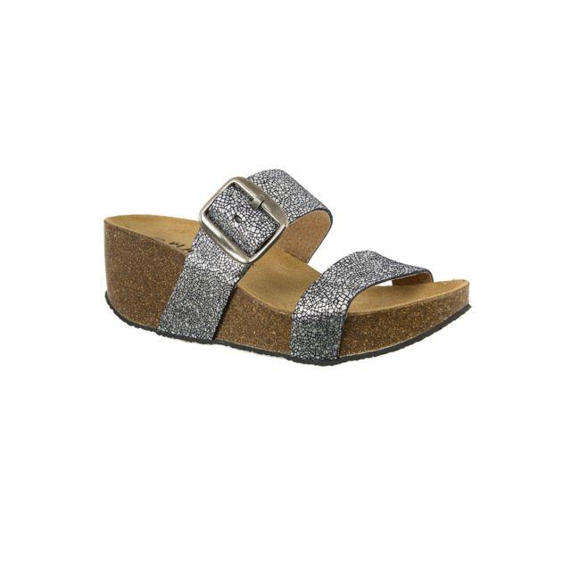 Plakton - sandales - nu pieds 273004 so rock bleu - pas cher Achat   Vente  Sandales et tongs femme - RueDuCommerce 233810b4cfd1