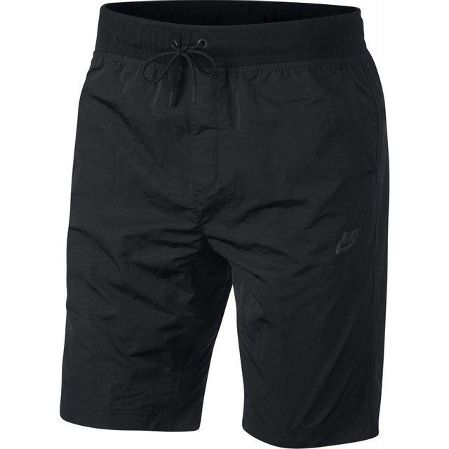temperament shoes uk store lowest discount Nike - Short Sportswear - 832196-010 Noir - pas cher Achat ...