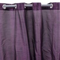 rideaux violet - Achat rideaux violet pas cher - Rue du Commerce