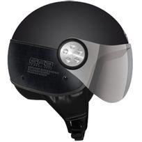 Gpa - Como Leather Black Matt