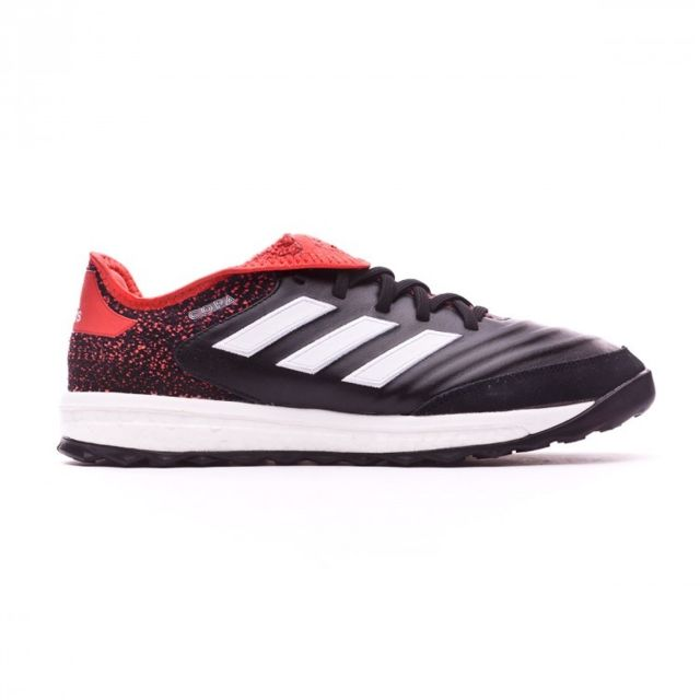 Baskets adidas Copa Tango 18.1 TR Core black-White-Real coral