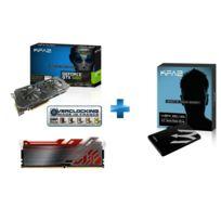 KFA2 - Pack GTX1080 EXOC + SSD 120 Go + RAM 8 Go