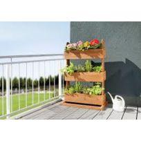 Balcon bois exterieur achat balcon bois exterieur pas for Achat jardiniere balcon