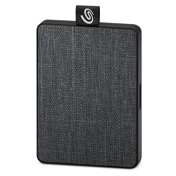 SSD externe One Touch 500 Go Seagate Noir