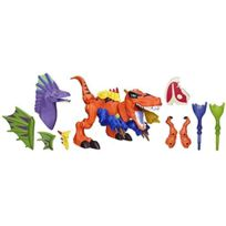 Hero Mashers - Figurine cinéma - Jurassic World - T-rex