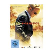 Universum Film Gmbh - Dvd Csi Miami Staffel 7.2 Import allemand