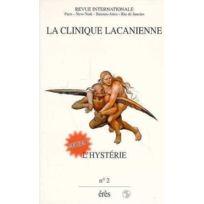Eres - clinique lacanienne 02 - l'hysterie 1