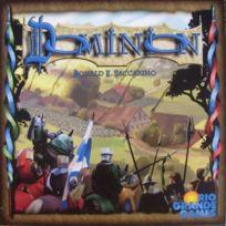 Rio Grande Games - Jeux de Société - Dominion - Langue: anglais