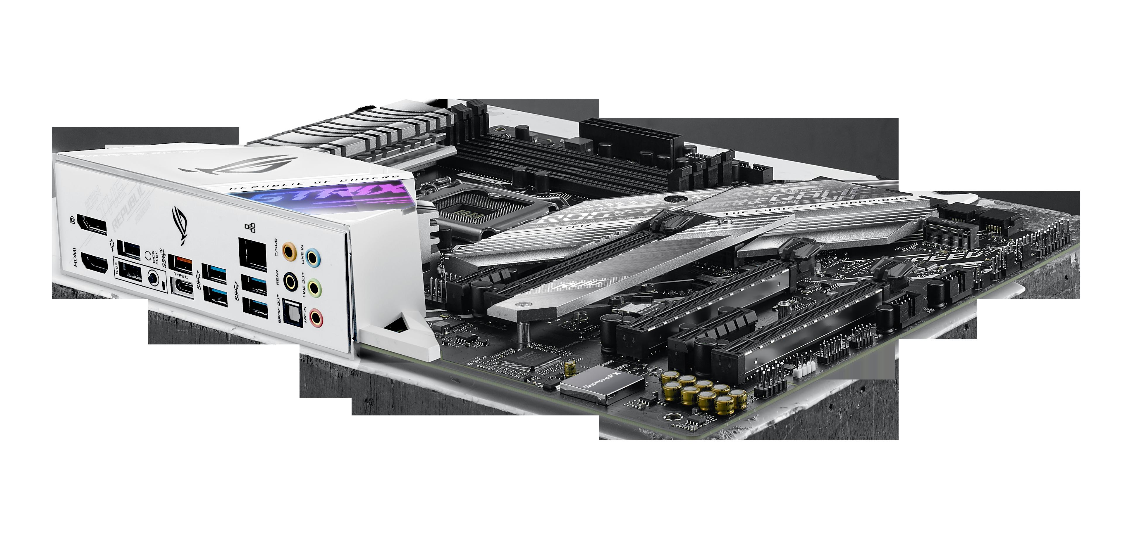 Carte mère Prime Z490-A Asus