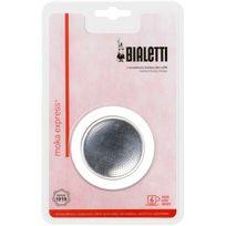 Bialetti - Grille Micro-Filtre + 1 joints pour Moka Induction 6 tasses Réf. 0109833