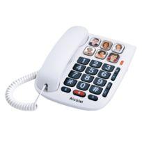 Téléphone fixe filaire Alcatel - Achat Téléphone fixe filaire ... 48910a87b2da