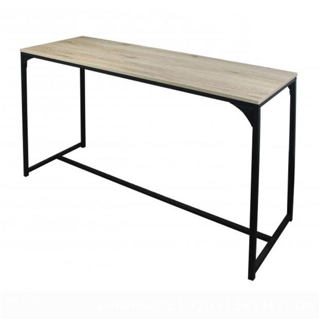 MAISON FUTEE Table console 120x39x79 - Collection Loft