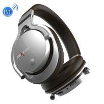 Wewoo - pCasque Bluetooth pour iPhone Zealot B5 stéréo filaire sans fil 4.0 casque Subwoofer Headset Ecouteur avec 40mm Haut-parleur et microphone Hd les téléphones mobiles tablettes ordinateurs portables Soutien 32Go Carte Tf Sd Maximum Brown/p