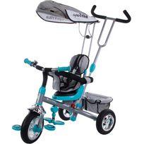 Sun Baby - Tricycle évolutif bébé confort   Turquoise