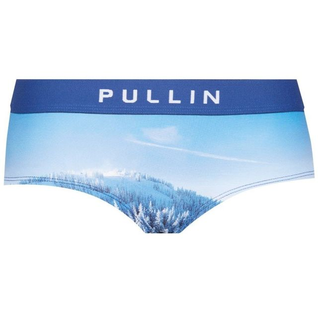 Pull-in - Pull In Shorty Femme Microfibre