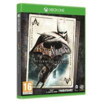WARNER BROS - Batman : Return to Arkham - Xbox One
