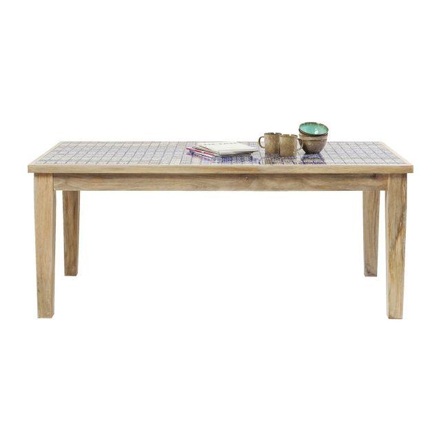 Karedesign Table Fleur de Sel 180x90cm Kare Design