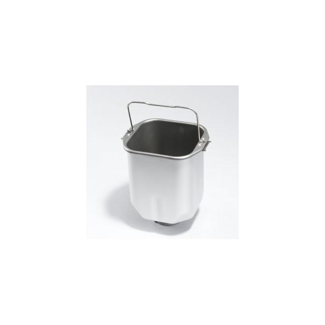 sans pale de petrissage Machine à pain EH1264 DELONGHI Cuve