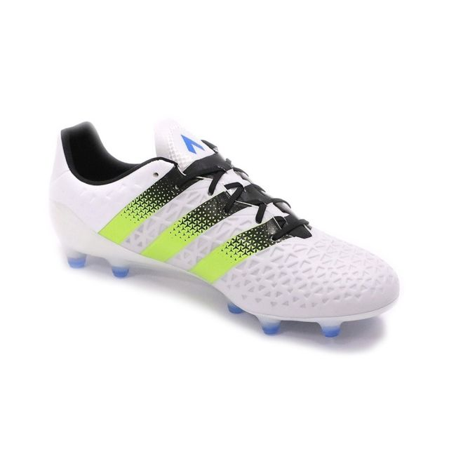 Chaussures Ace 16.1 Blanc Football Homme Multicouleur 44