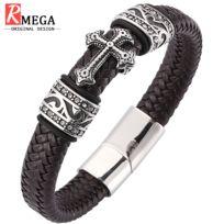 bracelet cuir homme rue du commerce
