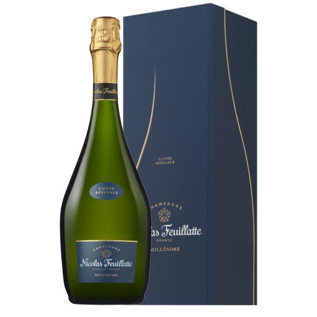 Champagne millesime 2013 nicolas feuillatte