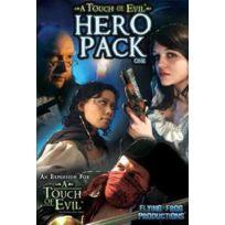 Flying Frog Productions - Jeux de société - A Touch of Evil : Hero Pack 1