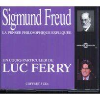 Fremeaux - Luc Ferry - Sigmund Freud : La pensée philosophique expliquée Coffret