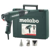 Metabo - Pistolet à air chaud 2300 watts He 23-650 Control