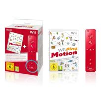 Nintendo - Wii Play Motion Wii wiimote Rouge