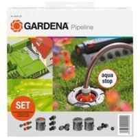 Gardena - Kit de départ pour conduites d'arrosage