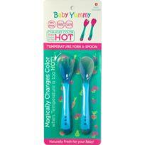 Babyyummy - Baby Yummy Alimentation pratique Fourchette thermique