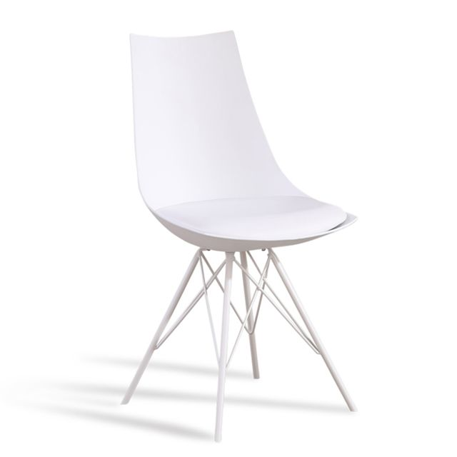 Oneboutic Chaise design blanche - Eiffel