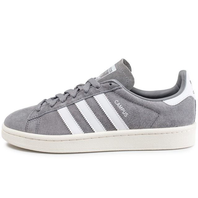 better incredible prices running shoes Adidas - Campus Grise - pas cher Achat / Vente Baskets homme ...