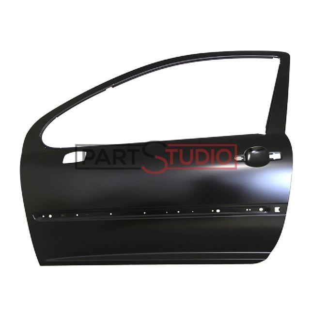 partstudio panneau de porte avant gauche d origine c t conducteur peugeot 207 3 portes. Black Bedroom Furniture Sets. Home Design Ideas