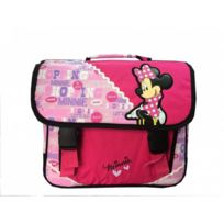Scolaire - Cartable Minnie rose
