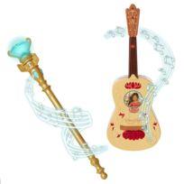 DISNEY - ELENA D'AVALOR - Pack accessoires Elena - Sceptre et Guitare - 69087