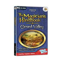 Avanquest Software - The Magicians Handbook Cursed Valley PC Cd, import anglais