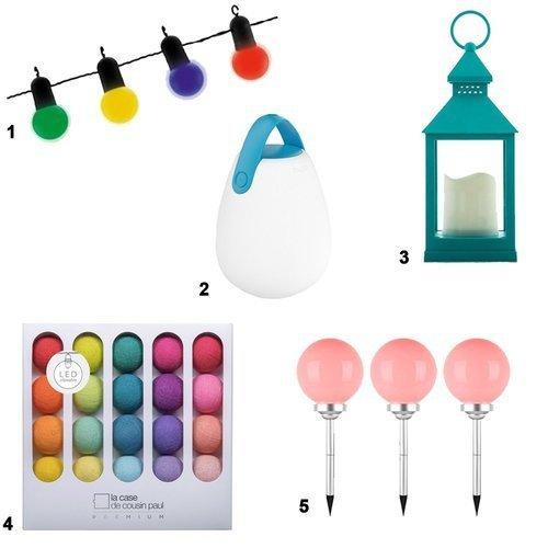 luminaires-colorées-jardin