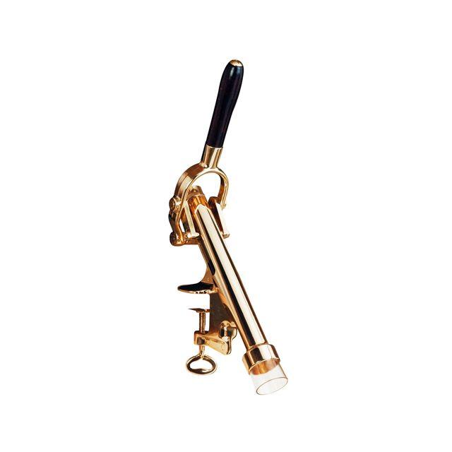 BRON COUCKE tire-bouchons de comptoir doré serre joint - 2040tb