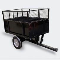 Aqua Occaz - Remorque basculante pour tracteur auto portée - 030261