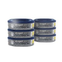 ANGELCARE - 6 recharges octogonales pour Dress Up