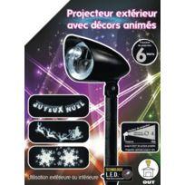 Projecteur facade noel achat projecteur facade noel pas for Projecteur facade exterieure