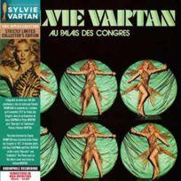 Vinyl Replica de Luxe - Sylvie Vartan - Palais des Congrès 1977 DigiPack Edition Collector