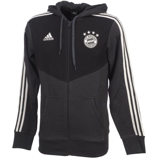 Adidas Vestes replica officielle Bayern veste h 201819