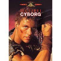 Dvd - Cyborg