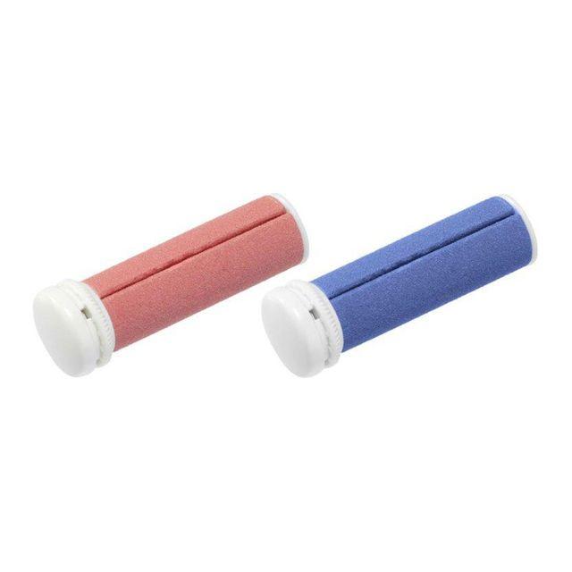 SILK'N Recharge rouleau pédicure MP1PE1001 Recharge 2 rouleaux à revêtement micro-minéral pour brosse anti-callosités Micro PediModèle de compatibilité : Micro Pedi 700044