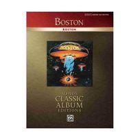 Alfred Pakketbrievenbussen - Boston: Authentic Guitar Tab