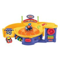 Fisher Price - Fisher-Price Piste Musicale Roll'N'Racers