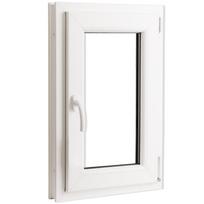 Rocambolesk - Superbe Fenêtre oscillo-battant en Pvc Poignée sur la gauche 500 x 750 mm Neuf
